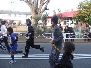 ふじみ野市新春ロードレース大会